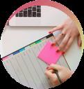 Time & Organization Coaching-
