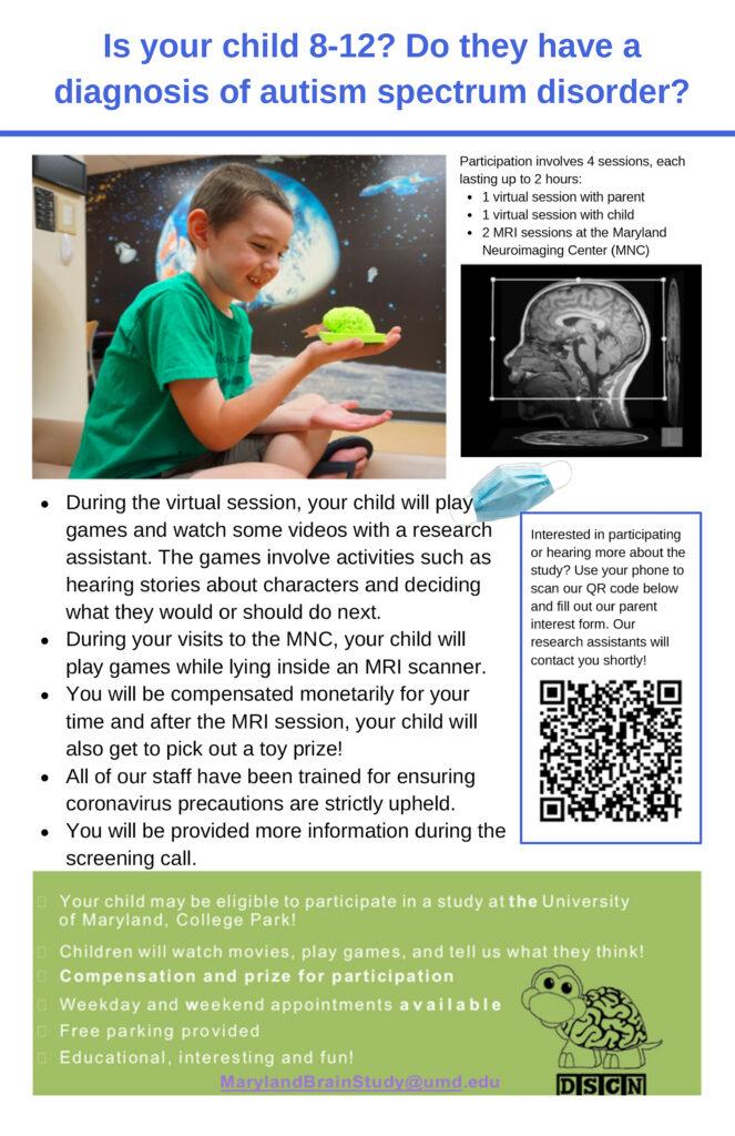 Autism Brain Study
